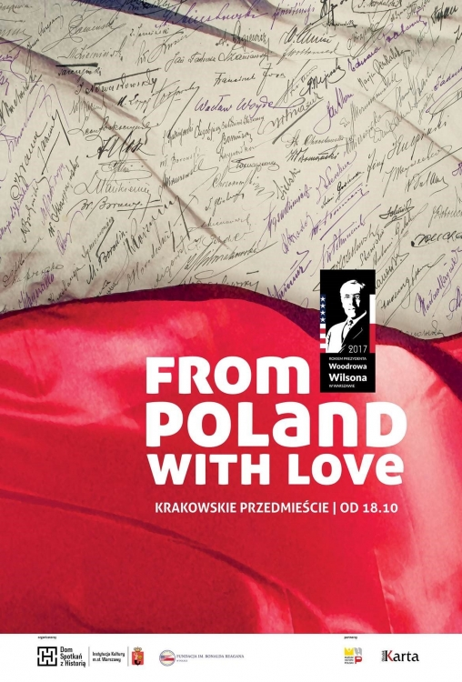 "Wystawa ""From Poland with Love"""
