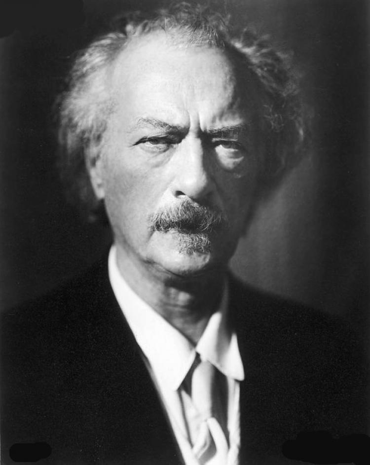 Ignacy Jan Paderewski. Źródło: Wikimedia Commons